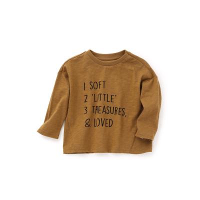 巴拉巴拉男童长袖t恤婴儿打底衫宝宝上衣童装女童2019新款时尚潮