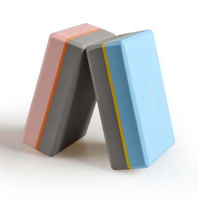 奥义瑜伽砖高密度瑜伽用品初学者泡沫砖儿童舞蹈练功瑜珈砖头