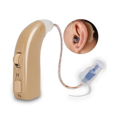 可孚老年助聽器耳聾助聽器老人耳機無線隱形品牌正品USB可充電耳背式健耳聽Cofoe助聽機中度弱聽人士
