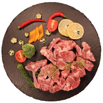 恒都 羊蝎子4斤 1kg/袋 火鍋食材 羔羊肉 羊蝎子段 燉煮佳品