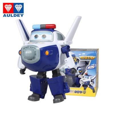 710250变形机器人-包警长