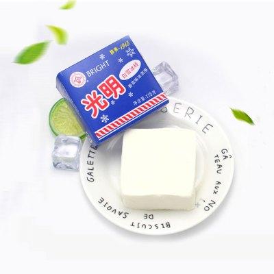 光明 白雪冰砖冰淇淋雪糕中砖冷饮冰激凌 115g*24