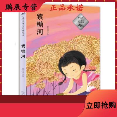 正版 曹文芳水乡童年精品书系— 紫糖河 中国儿童文学 课外读物