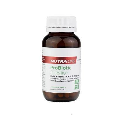 纽乐(NutraLife) 新西兰原装进口【品牌授权】益生菌 500亿含量 60粒 1瓶