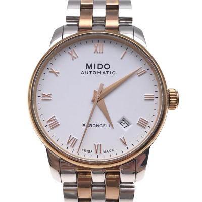 【二手95新】美度Mido貝倫賽麗系列M8600.9.N6.1男表自動機械奢侈品鐘手表腕表