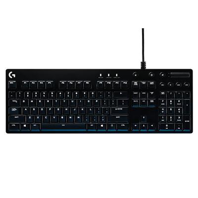 羅技(Logitech)G610電競游戲吃雞機械鍵盤 背光臺式機筆記本通用104鍵全鍵無沖絕地求生 紅軸