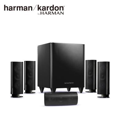 哈曼卡頓(Harman/Kardon)HKTS 30BQ家庭影院5.1音響套裝家用音箱環繞客廳電視音響