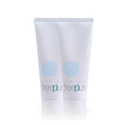 芙丽芳丝FREEPLUS净润洗面霜 100G*2支装 敏感肌适用