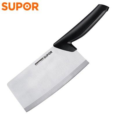 苏泊尔(SUPOR)KE180AB1尖锋系列180mm切片刀不锈钢家用菜刀