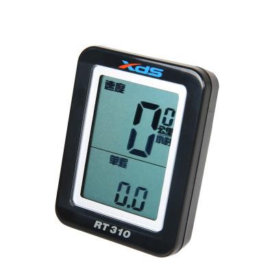 喜德盛(xds)自行车码表 山地车公路车测速里程表防水秒表单车骑行装备配件 RT310