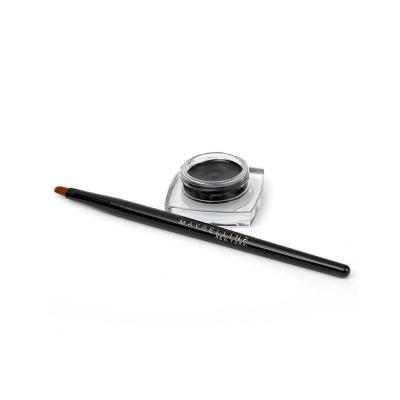 美宝莲(Maybelline)晴采造型持久魅影眼线膏 黑色2.5g 眼线膏/胶