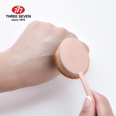 韩国777进口正品化妆刷 大号长柄粉底刷 美妆工具 PB-5016