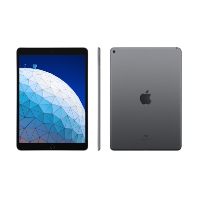 2019款 Apple iPad Air 10.5英寸 苹果平板电脑 256GB wifi版 深空灰色  中文版 官网同款