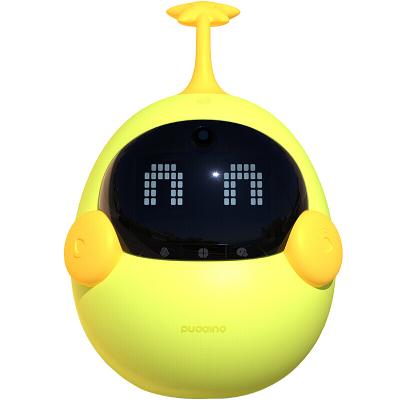 爱唛萌PUDDING布丁迷你豆豆智能机器人玩具儿童男孩女孩早教学习机语音对话教育儿童遥控机器人玩具布丁迷你豆豆