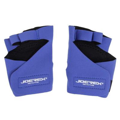 JOEREX/祖迪斯运动 健身半指手套户外夏季男女男扭伤吸汗透气防滑护掌JE051