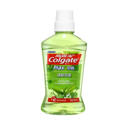 高露洁(Colgate)贝齿清新茶健漱口水500ml