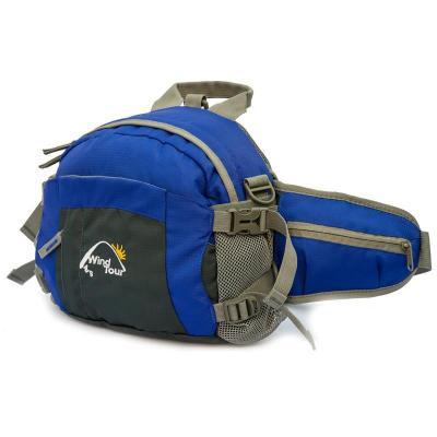 威迪瑞 户外腰包四合一帆布多功能腰包挎包腰包/手包/配件包