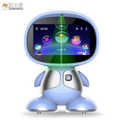 咕咪兔(OUTMIX)7寸屏安卓智能机器人教材同步AR课本电视投屏移动同步教材学习跳舞男女孩学习机