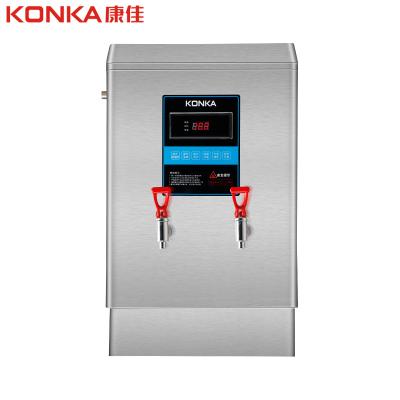 康佳(KONKA)KW-12031数显豪华款 商用开水器12KW全自动不锈钢饮水机学校工厂奶茶店电热开水机120L/H