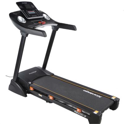 康乐佳K842D-B跑步机家用静音折叠彩屏WiFi上网室内健身器材