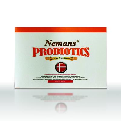 纽曼思益生菌粉剂儿童型30克(1克×30)