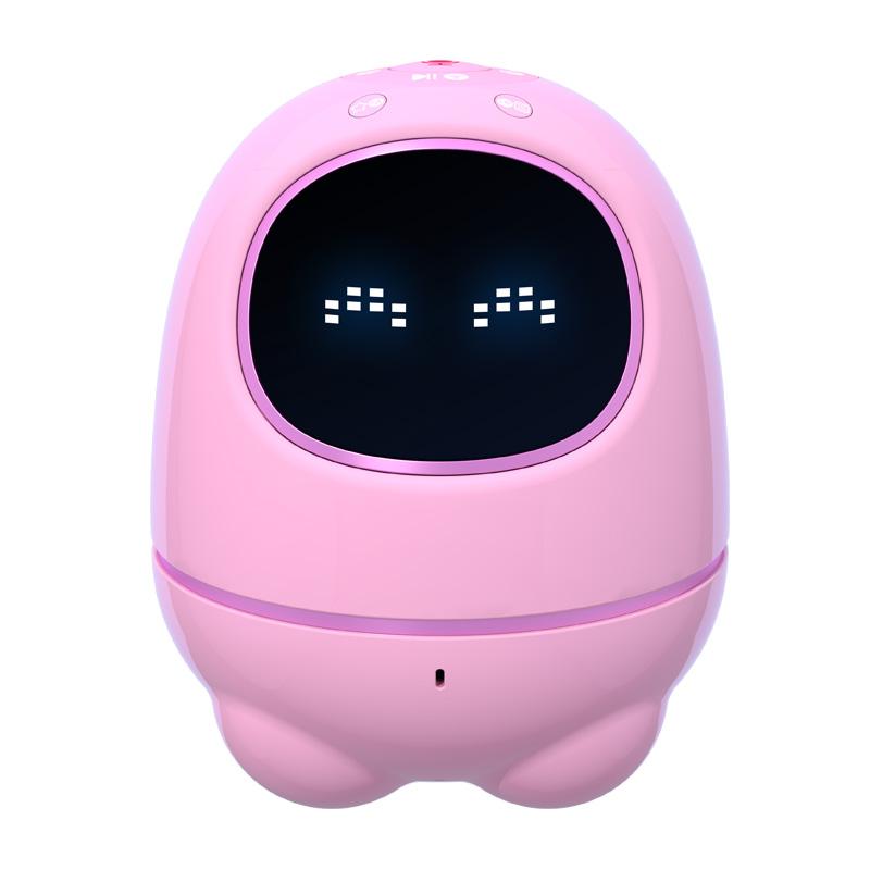 科大讯飞iFLYTEK机器人阿尔法超能蛋智能语音机器人儿童教育陪伴益智玩具TYMY1 PVC翻译蛋
